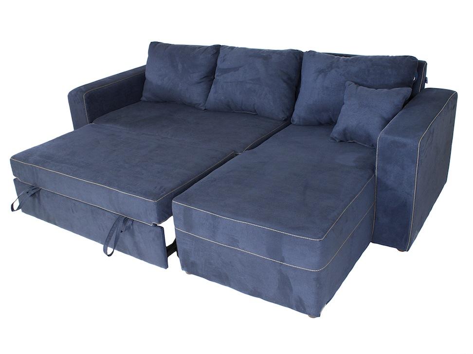 Sofa camas este sofa es elegante y moderno muy practico se for Sofa cama polipiel