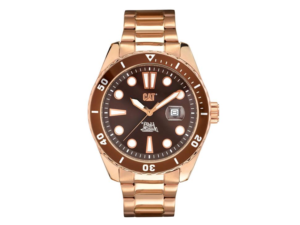 Reloj Cat An�logo Oro Rosado para Caballero-Liverpool es parte de ...
