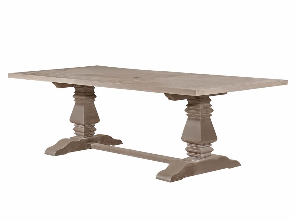 Tivoli mesa rectangular trendy gris for Comedores cyber monday
