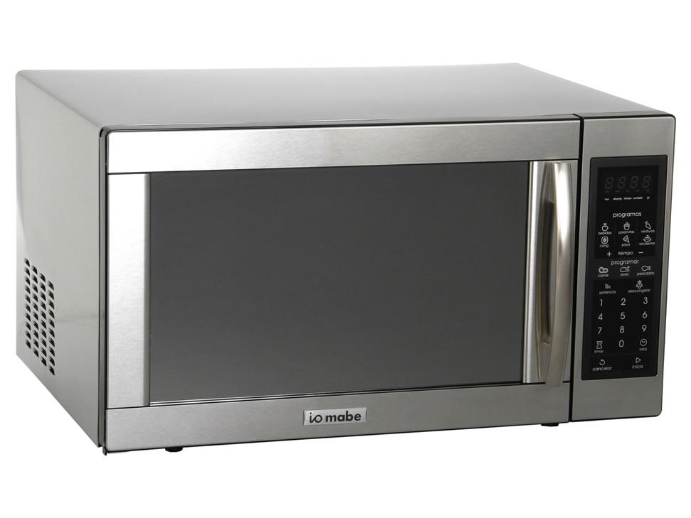 Io mabe io16mdi2 horno de microondas16 pies c bicos acero - Hornos de sobremesa media markt ...