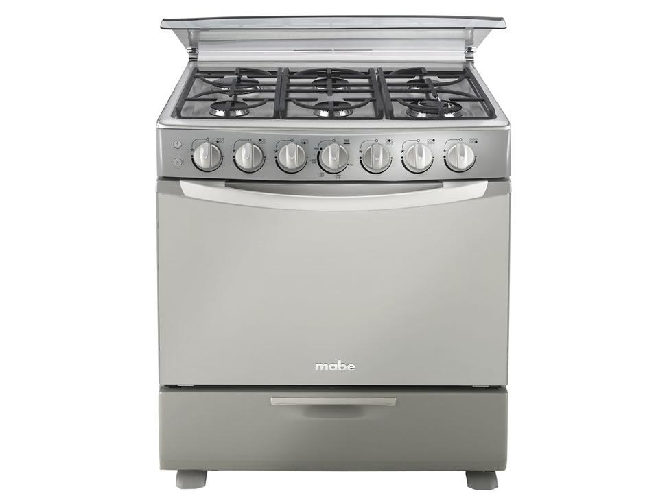Estufas todo liverpool en un click for Cocina integral con estufa